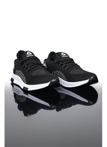 Letoon 2102 Erkek Spor Ayakkabı Siyah